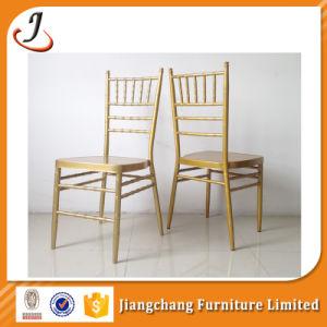 Aluminum Hotel Banquet Wedding Chiavari Chair (JC-ZJ01)