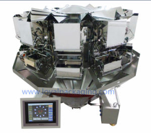Computerized Multihead Weigher of Packing Machine with Plain Surface pictures & photos