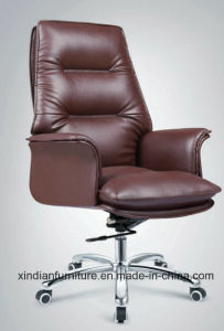 Xindian 2017 New Modern Top Cow Leather Executive Office Chair (A9152) pictures & photos