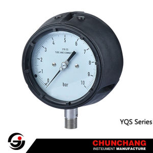 Yqs Pressure Gauge pictures & photos