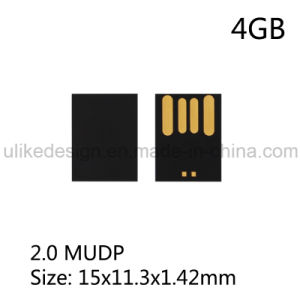 DIY USB Flash Drive 2.0 Micro UDP Flash drive Chip (4GB) pictures & photos