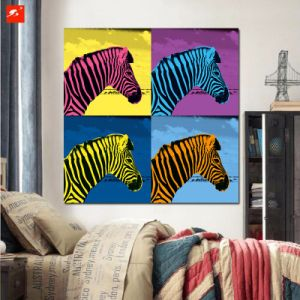 Modern Decorative Horses Canvas Print for Home pictures & photos