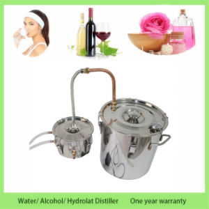 Homemade Alcohol Distiller Copper Pot Stills Moonshine Distillers for Home pictures & photos