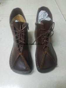 Lady Leather Shoe Brush Color Restoring Ancient Ways Is Short Boots pictures & photos