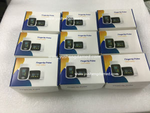 Ce Certified High Qualified Hospital Handheld Machine Fingertip Pulse Oximeter pictures & photos