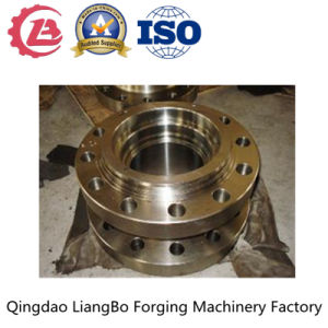 Factory OEM Precision Flange Forging Ring