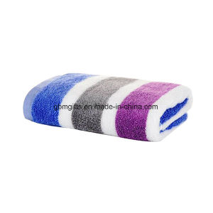 Stripe Beach Towel OEM Order for Wholesale pictures & photos