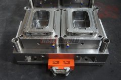 Food Container Mould /Plastic Injection Moulding pictures & photos