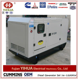 New Designed Foton Isuzu Diesel Generator Sets with Canopy Type pictures & photos