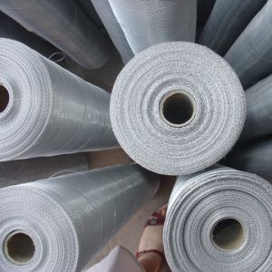 Aluminum Mesh/Aluminum Alloy Mesh/Fly Wire Mesh pictures & photos