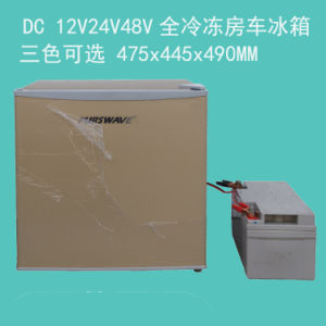 Purswave 40L DC12V24V48V Solar Fridge Vehicle Refrigerator Freezer Compressor Refrigerating pictures & photos