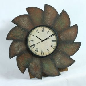 Wholesale Vintage Wooden Wall Clocks with Home Design pictures & photos
