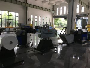 PP Drain Board Extrusion Machine pictures & photos