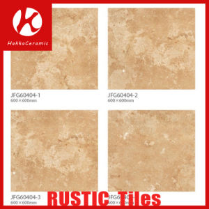 Rock Grain Rustic Tile Antique Brick Porcelain Tile Mat Floor Tile pictures & photos