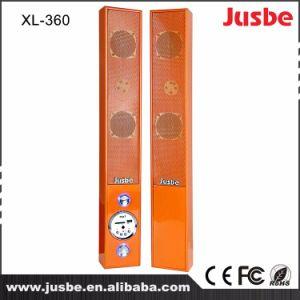 XL-210 Wooden Case 60W 4inch Woofer 2 Tweeter Audio Sound Speaker pictures & photos
