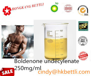 Equipose Injectable Pre Made Steroids Oils Boldenone Undecylenate 200 Mg / Ml pictures & photos