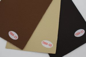 PU Bonded Imitation Leather for Textiles Leather Materials (788#) pictures & photos