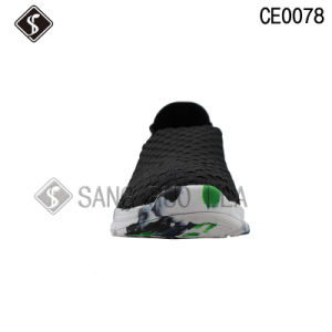 Women and Men Fashion Sports Weave Walking Shoes pictures & photos