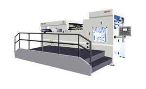 AEM-1300QS Manual Automatic Dual Purpose Die Cutting Machine with Stripping pictures & photos