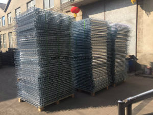 Hengtuo Galvanized Welded Steel Wire Mesh Deck for Storage Racking pictures & photos