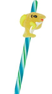Sea Stick and Friend Jelly Pop Candy pictures & photos