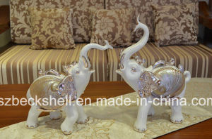 Hot Selling ODM Animal Shell Resin Craft by Hand Made pictures & photos