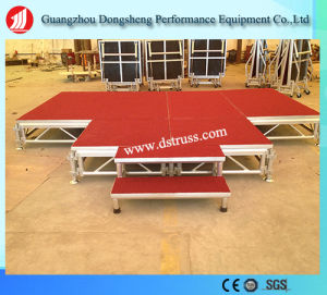 Aluminum Alloy Mobile Stage for Sale Performance Use Activity Stage pictures & photos
