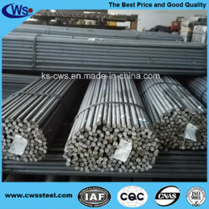Hot Sell Steel Round Bar 20crmnti Gear Steel pictures & photos