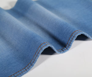 Factory Supply 4oz 100%Cotton Denim Shirt Fabric pictures & photos