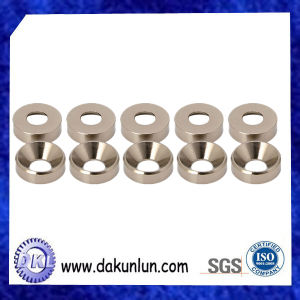 High Precision CNC Turning Aluminium Washer Genuine Parts pictures & photos