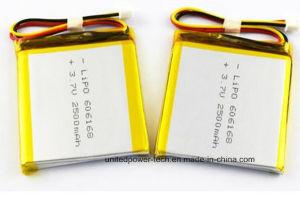 2500mAh Li-ion Li-Polymer Battery for Tablet PC 3.7V Battery Packs