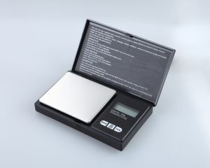 Hostweigh Mini Gram Scale 0.01g Jewelry Scale pictures & photos