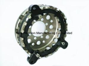 Aluminum 6061 CNC Machining Auto Part pictures & photos