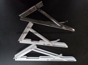 Bily Folding Triangle Metal Bracket with Powder Coating for Construction