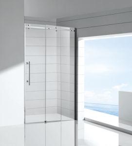 New Arrivals Hot Sales Frameless Shower Enclosure Rectangular Shower Door pictures & photos