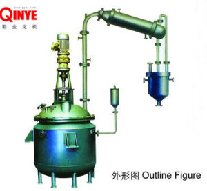 Reaction Kettle with Corrosion-Resisting Alloy pictures & photos