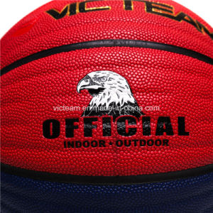 Club-Level Design Your Own Great Grip Basketball pictures & photos