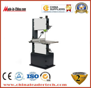 High Quality Solid Wood Band Saw pictures & photos