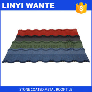 China Stone Coated Steel Roof Tiles Classic Roof pictures & photos