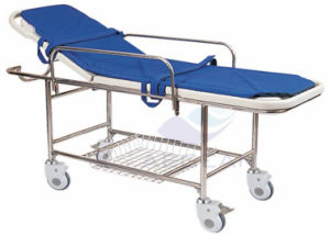 AG-HS013 Medicla Staniless Steel Stretcher pictures & photos