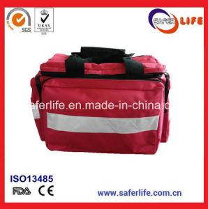EMT First Responder Trauma Bag EMS Medical Resuce Cab Bag Paramedic Medical Basic Bag pictures & photos