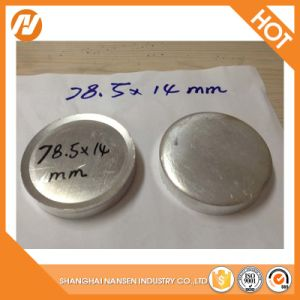 Flat or Domed/ Round/Oval/Concave/Rectangle Aluminium Slugs pictures & photos