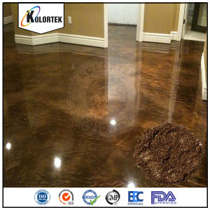 Metallic Pearlescent Floor Coating Pigments pictures & photos