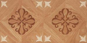 HDF Material Art Parquet Laminate Flooring pictures & photos