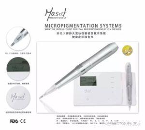 Mastor Intelligent Micropigment Digital Touch Permanent Makeup Machine pictures & photos
