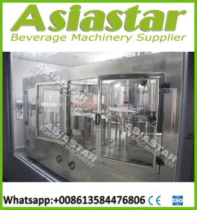 Automatic Rotary Electrical Water Filling Machine Turn Key pictures & photos