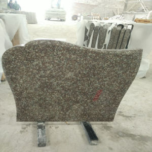 European Tombstones/Monuments/Gravestones Made of Natural Granites pictures & photos