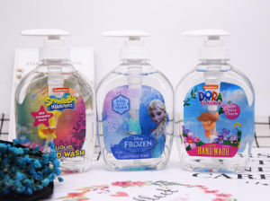 New Arrived Cartoon Hand Wash with Sponge Bob Charm pictures & photos