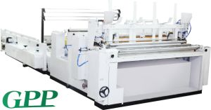 Automatic High Speed Rewinding Jumbo Roll Toilet Paper Making Machine pictures & photos