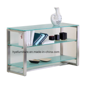 Living Room Side Table New Design Side Table/Sideboard Cabinet (MG124) pictures & photos